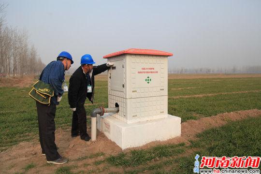 长垣县供电公司:三加强筑牢春季施工安全堤